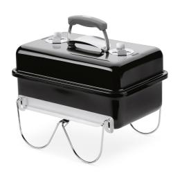 1131004 - Weber Go Anywhere Holzkohle Black
