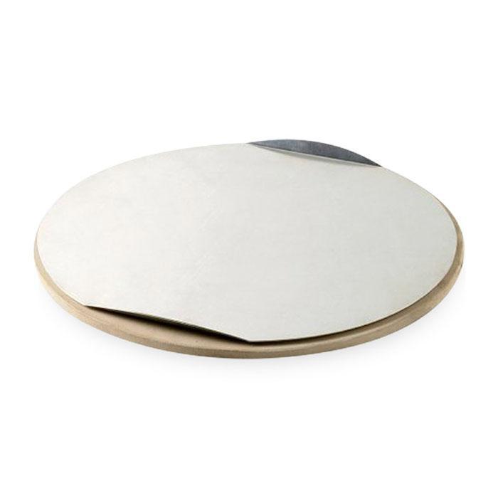 weber backblech rund f r pizzastein klein 26cm 17038 grill co. Black Bedroom Furniture Sets. Home Design Ideas