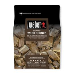 17619 - Weber Wood Chunks Hickory 1,5 kg