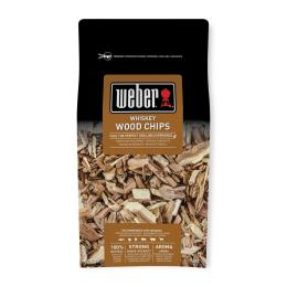 17627 - Weber Räucherchips Whiskey 700 g