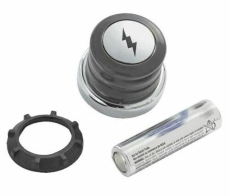 66836 - HARDWARE IGNITION BUTTON WITH BATTERY GENESIS®