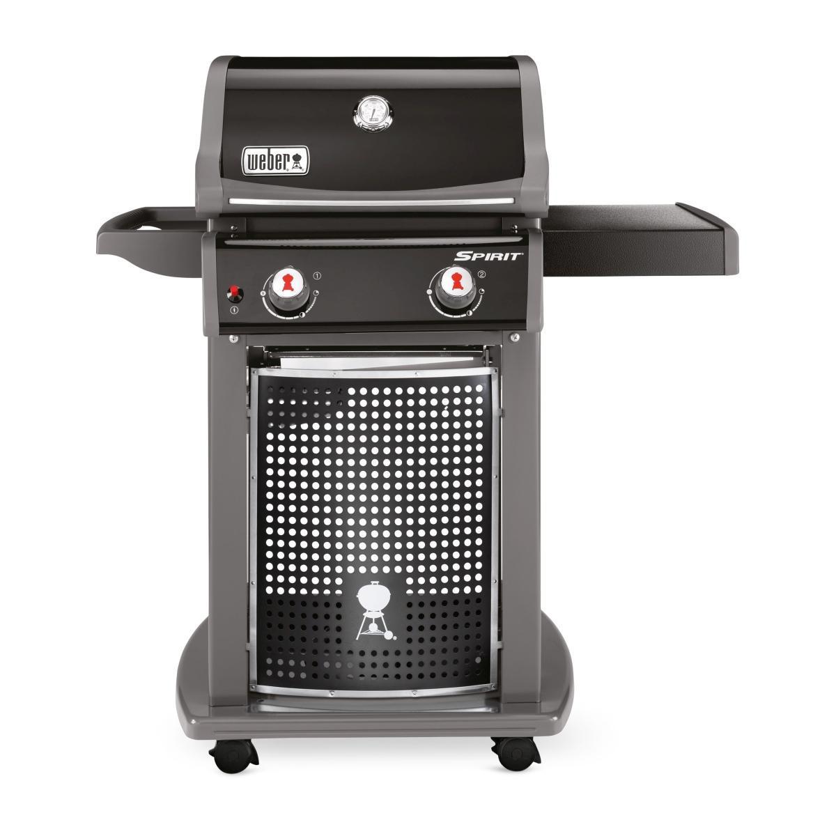 weber spirit eo 210 black 46014079 grill co. Black Bedroom Furniture Sets. Home Design Ideas