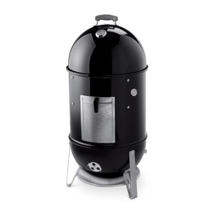 711004 - Weber Smokey Mountain Cooker 37cm Black
